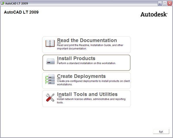 Seleccinamos Autocad Civil 3D Land Desktop 2009 y damos siguiente, tambien